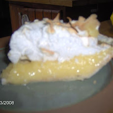 Bullock's Tea Room Lemon Meringue Pie