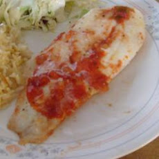 Light and Spicy Fish