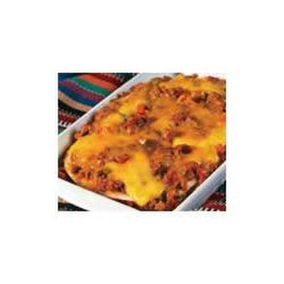 Cheesy Enchilada Torte