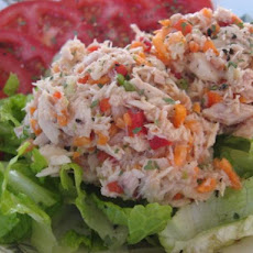 Citrus Tuna Salad