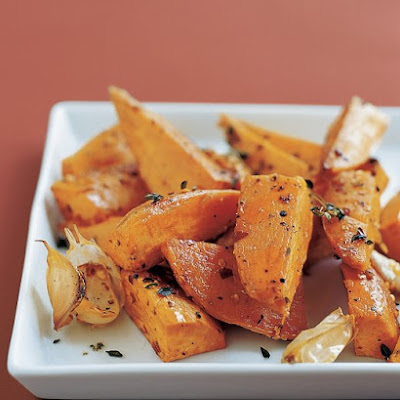 Sweet-Potato Wedges