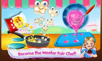 Screenshot of Baby Food Fair - Make & Play