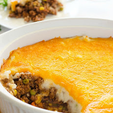 Shepherd's Pie (aka. Cottage Pie)