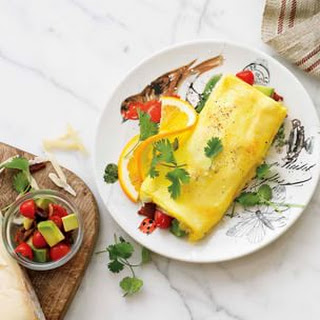 Bacon Avocado Omelet Recipes