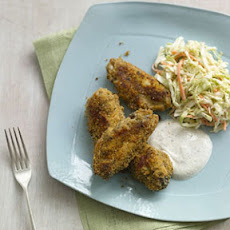 Denis Leary's Zesty Baked Chicken Wings