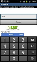 Screenshot of iBus Elx Elche