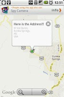 Screenshot of Address Validator Free