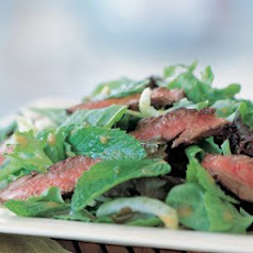 Thai Steak & Bok Choy Salad