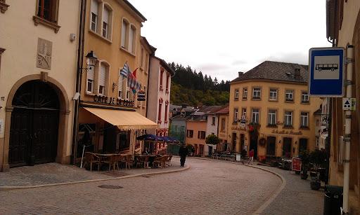 Vianden, Café de la Poste