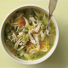 Cure-a-Cold Spring Chicken Soup