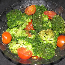 Broccoli and Cherry Tomato Salad
