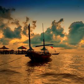 let me go by Sam Hidayat - Instagram & Mobile Android ( kenji, perahu )