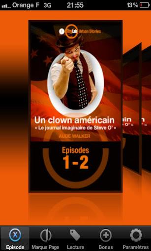 Un clown américain