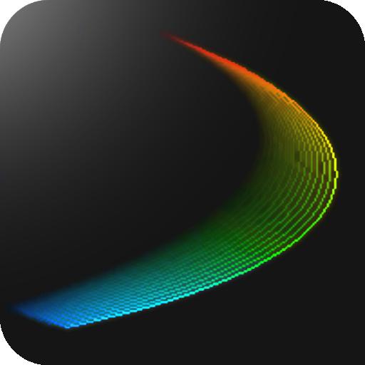優雅的流LWP(免費) 個人化 App LOGO-APP試玩
