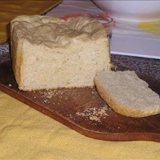 Butter and Garlic Bread ( Bread Machine)