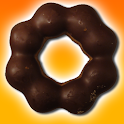 Donut Clock Widget Lite icon