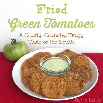 Fried Green Tomatoes Can Be Gluten Free, Too