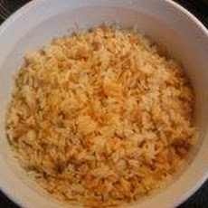Rice a Roni from Scratch in the Microwave