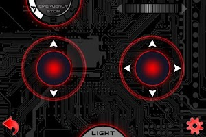 Screenshot of Silverlit Smart Link RC Sky Dr