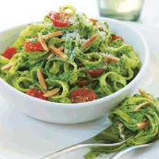 Spinach Almond Pesto