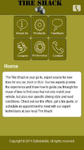 玩商業App|Tire Shack免費|APP試玩