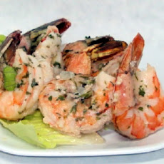 Baked Shrimp in Italian Dressing