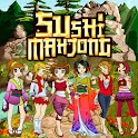 Sushi Girls Mahjong icon