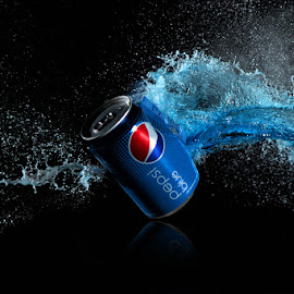 Peps by Ukhfiha Litujza - Food & Drink Alcohol & Drinks ( splash, speed, drink, dark, high, pepsi )