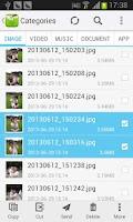 Screenshot of GO FileMaster