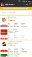 Screenshot of Supermeal.pk - Order Online