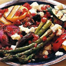 Char-grilled Vegetable Platter