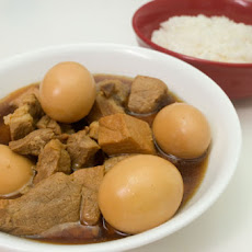 Thịt Kho Recipe - (Vietnamese Braised Pork with Eggs)