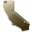 California Fishing Maps - 17K icon