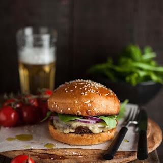 10 Best Mozzarella Pesto Burger Recipes | Yummly