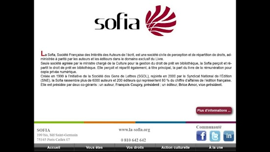 La Sofia - screenshot