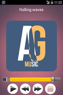 AG Music/Radio - screenshot