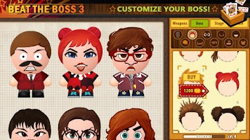 Screenshot of Beat the Boss 3