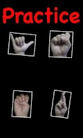 Screenshot of American Sign Language