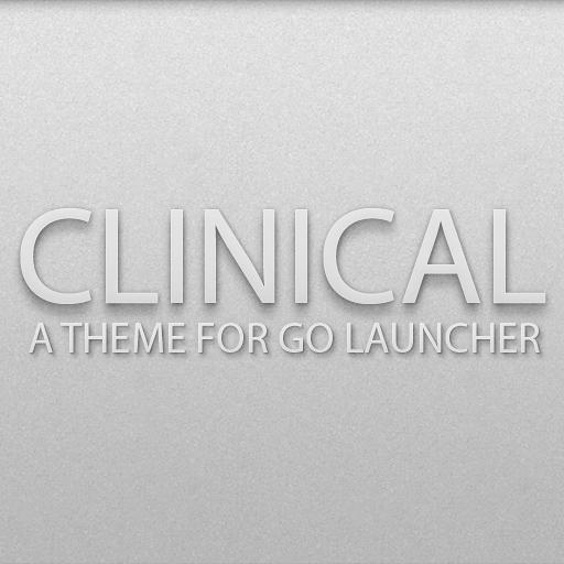 Clinical Theme GO Launcher EX LOGO-APP點子