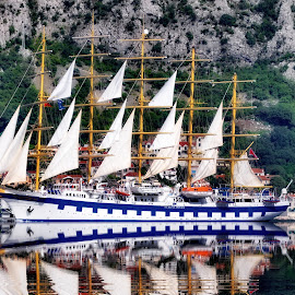 by Zoran Nikolic - Transportation Boats