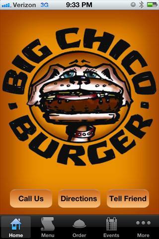 Big Chico Burger Restaurant