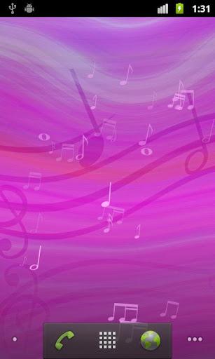 玩個人化App|旋律動態桌布 Melody免費|APP試玩