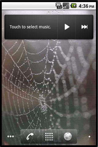 Shaking Web Live Wallpaper