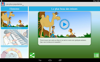 Screenshot of BookBox French