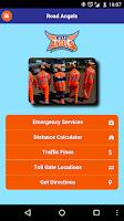 Screenshot of Road Angels Assist