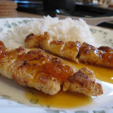 Lemon-Apricot Chicken