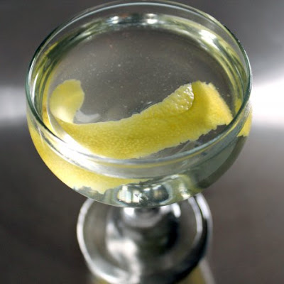 The Tuxedo (No. 2) Cocktail