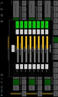 Screenshot of Live Touch XJ DJ console mp3