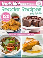 Screenshot of that's life! Reader Recipes