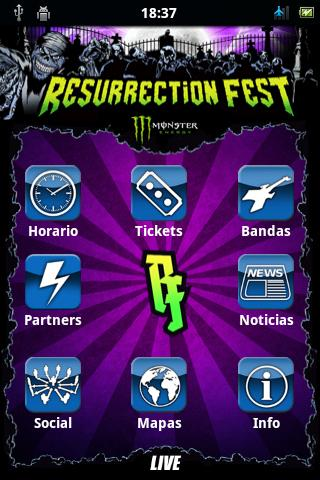 Resurrection Fest 2012